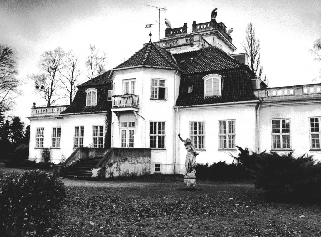 Solgården Strøby Egede